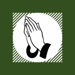 praying hands representing spiritual developement